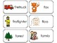 23 Letter Ff Printable Picture and Word Flashcards. Preschool-Kindergarten