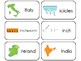 23 Letter Ii Printable Picture and Word Flashcards. Preschool-Kindergarten