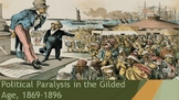 23. Political Paralysis in the Gilded Age, 1869-1896
