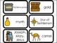 23 Printable Birth of Jesus Flashcards. Preschool-Kinderga
