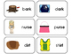 23 R-Controlled Vowel Picture Word Printable Flashcards. KDG-2nd Grade Speech.