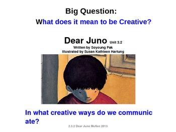 2.3.2 Dear Juno Second Grade Reading Street Unit 3 Week 2 Powerpoint
