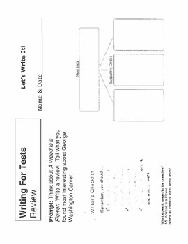 2.3.5 RS Weekly Work Packet, Second Grade, Reading Street