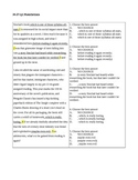 24-27 CP1 Parentheticals Quiz / ACT-SAT-CCR Test Practice