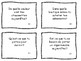 24 Clothing Conversation Cards in French & Assessment Sheet