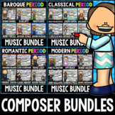 Back to School Classical Music + BONUS! 24 Composers - All