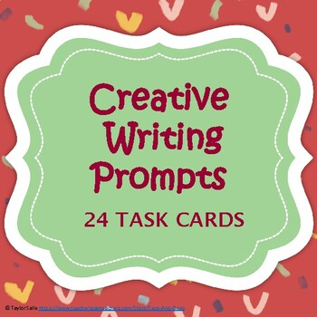 24 Creative Writing Prompts