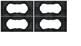 24-Drawer Chevron,Herringbone,Polka dots,Stripes,Quatrefoi