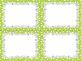24 Editable Task Card Templates Mistletoe Kisses (Landscape) PowerPoint