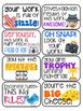 40 Emoji Positive Headers Back to School Bulletin Board Idea BACK TO SCHOOL