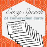 24 FREE Conversation Cards