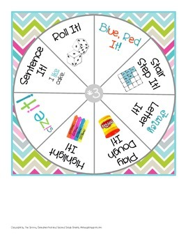 24 Fun Word Work Centers!