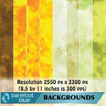 24 Glassy Bokeh Backgrounds/Digital Papers/Printables