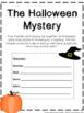 Halloween Readers' Theater