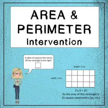 Math Intervention: Area & Perimeter