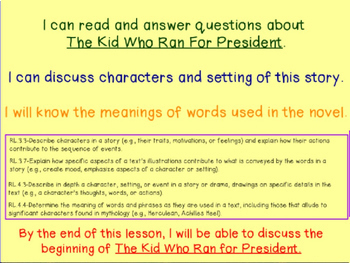 The Kid Who Ran for President in Power Point