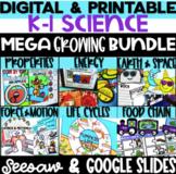 GROWING MEGA SCIENCE BUNDLE - ALL THE DIGITAL & PRINTABLE!