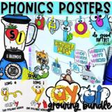 Phonics Posters - Growing Bundle!