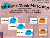 24 Hour Time to 12 Hour Time