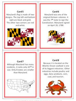 Maryland Scavenger Hunt
