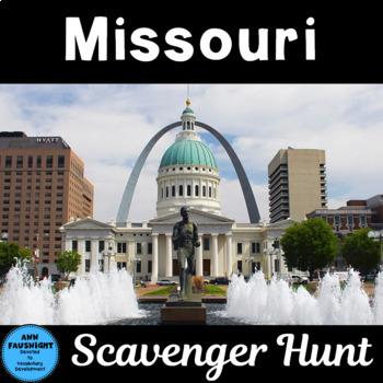 Missouri Scavenger Hunt