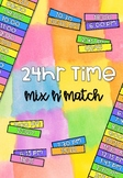 24 Hour Time Mix 'n' Match