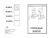 24) J'aime jouer avec toi - livret de lecture ENFANT C1 1ère-2e