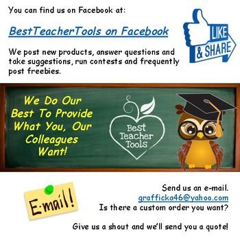 Lemonade Digital Papers, 24 papers {Best Teacher Tools} AMB-487