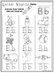 24 A-Z Letter Sounds Printable Worksheets in PDF file.Preschool-KDG.
