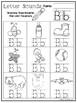 24 A-Z Letter Sounds Printable Worksheets in PDF file.Preschool-KDG.
