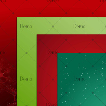 24 Luxury Christmas Background Digital Papers Gold Christmas