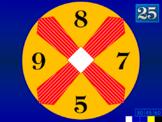 24 MATH GAME Number Randomizer PowerPoint Template