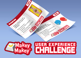 24 Makey Makey & Scratch Challenge Cards with PowerPoint