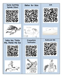24 QR Codes for rhyming books and poems