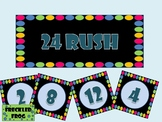 24 RUSH Mental Maths - KS2