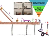 24 Simple Machines Maker Space STEM Challenges