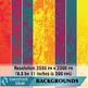 24 Splatter Paint Backgrounds/Digital Papers/Printables