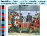WORLD UNIT 4 LESSON 4. The Crusades POWERPOINT