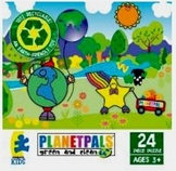 "PLANETPALS ""A Day in the Park"" PUZZLE 24 piece"