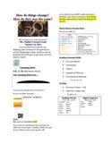 2.4.3 SOIL Reading Street 2nd Grade Newsletter Unit 4 Week 3 Word, RS