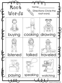 249 Grammar Worksheets Download. 1st-3rd Grade ELA.   ZIP file.