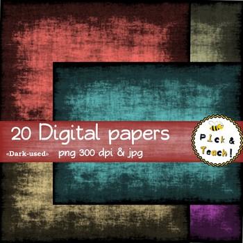 20 Digital papers