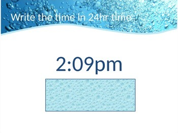 24hr time