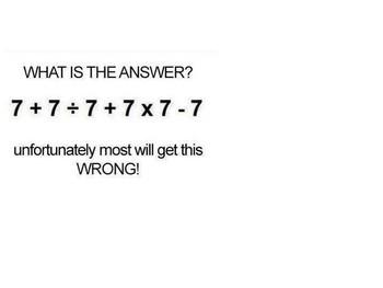 25 Advanced Math Puzzles  (set 4)