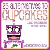 25 Alternatives to Cupcakes