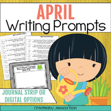 Writing Prompts for April Writing
