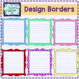 Design Borders - Frames clipart