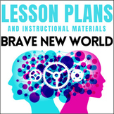 25 Brave New World Lesson Plans with Instructional Materials