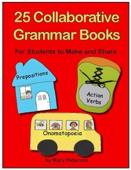 25 Collaborative Grammar Books