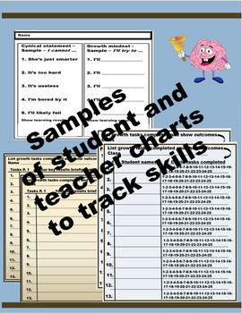 25 Brain Based Study Skill Tasks for Upper Grades